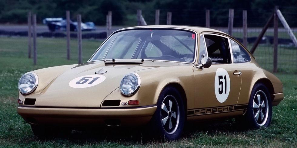 in 1967 you could walk into a porsche dealer and buy a 911 s - Porsche 911