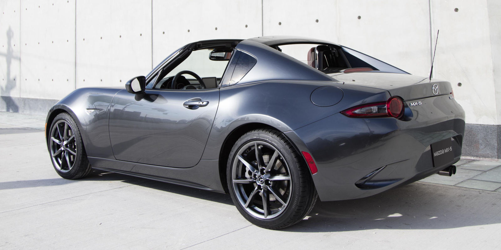 2017 mazda mx 5 rf pricing miata hardtop launch edition. Black Bedroom Furniture Sets. Home Design Ideas