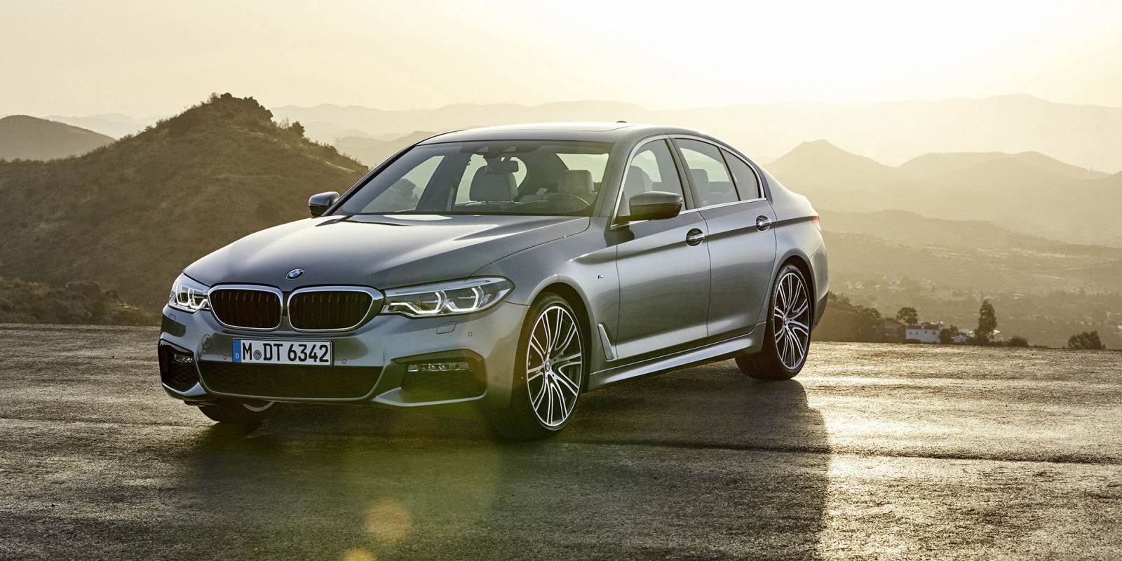 2018 Bmw 5 Series Here It Is