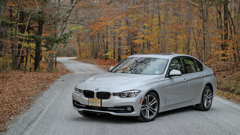 The 330e iPerformance Is the New Norm for BMW
