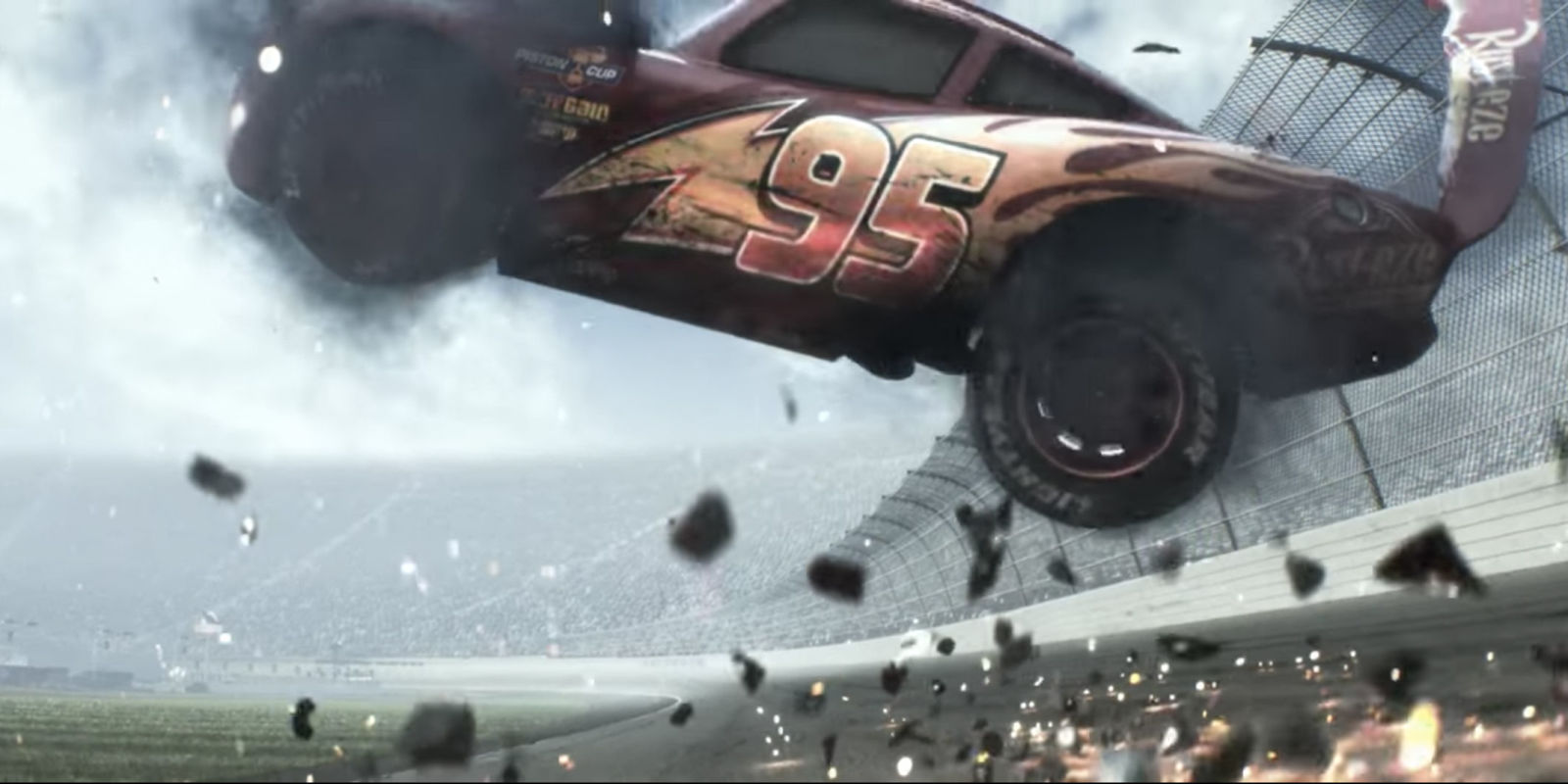 Pixar Cars 3 First Trailer New Cars Movie Debuts June 2017