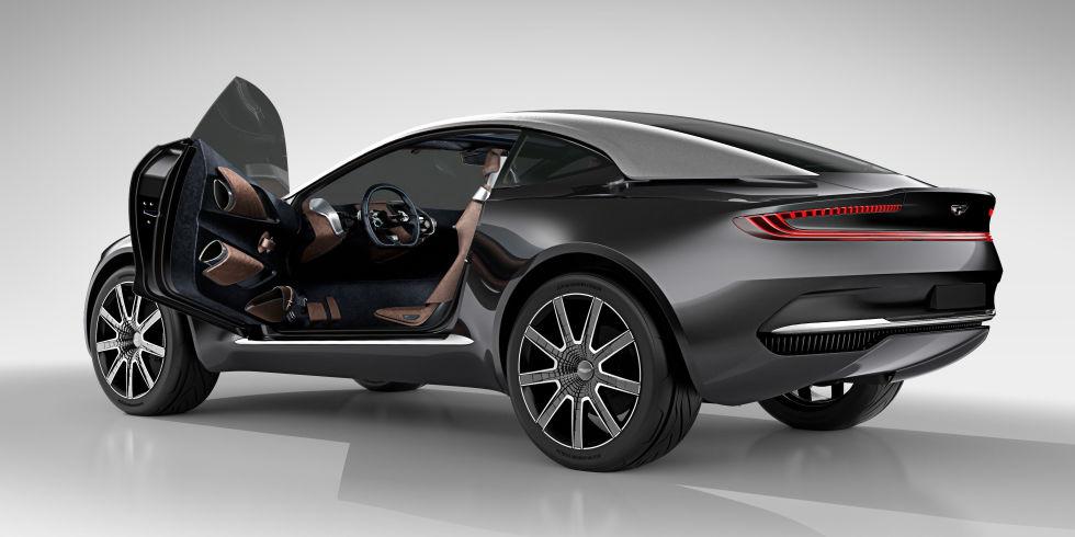 Ferrari's Head of Innovation Just Joined Aston Martin