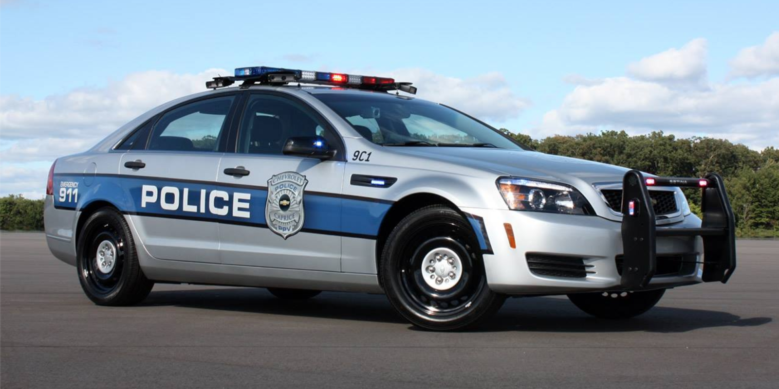 The Chevrolet Caprice Police Car Will Die Along With the SS in 2017