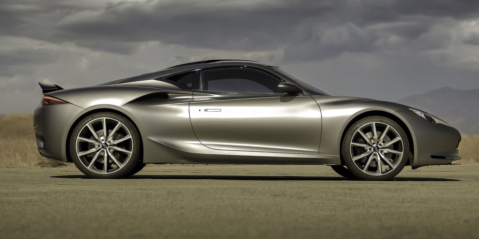 infiniti will build an electric sports car for 2020