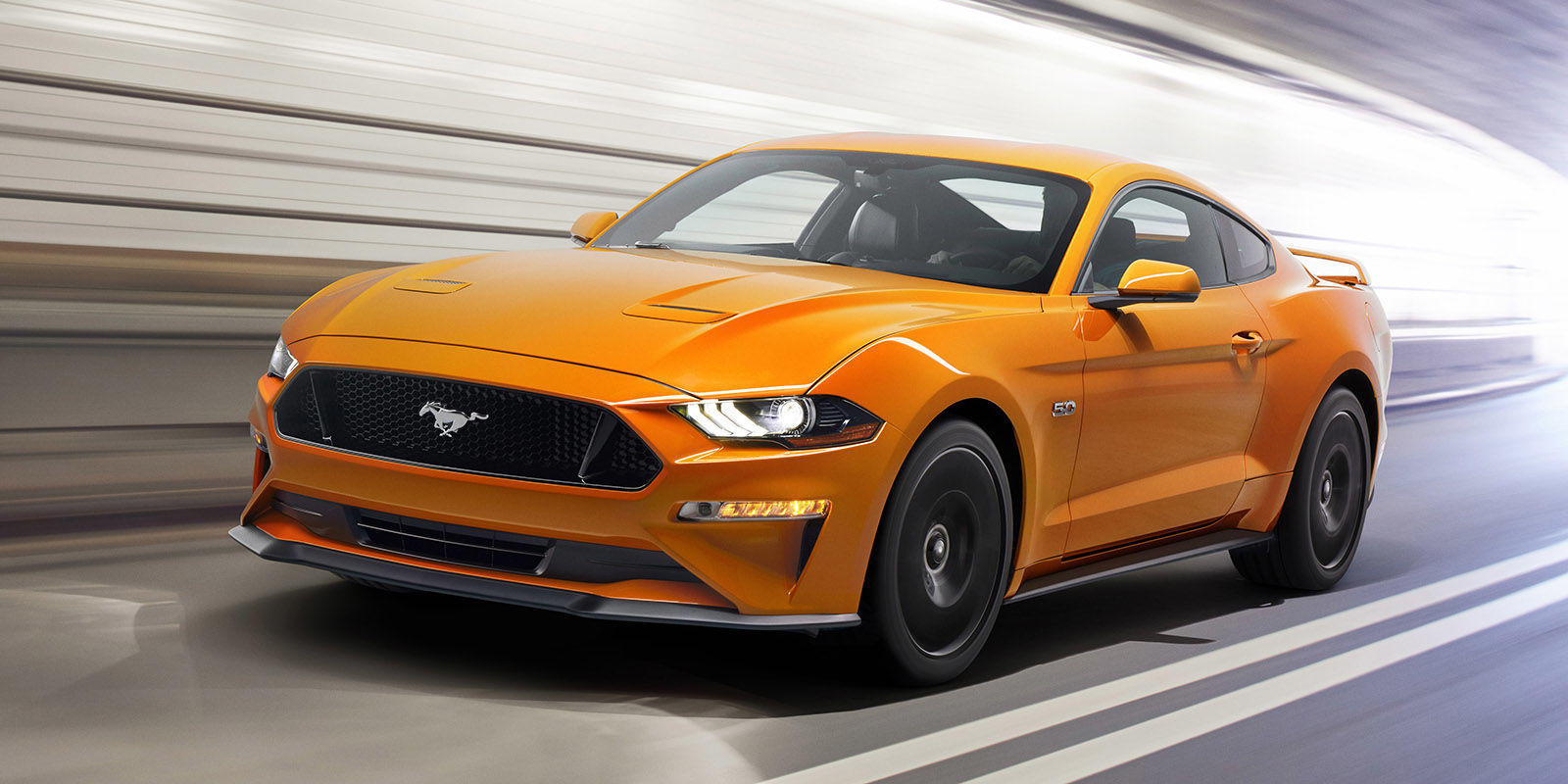 2018 Ford Mustang GT and EcoBoost Upgraded with Magnetic Active Dampers