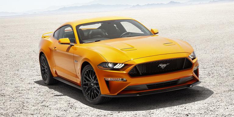 Ford Mustang sairá de cara nova esse ano