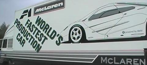 Mclaren F1 Top Speed How Mclaren Set A World Record