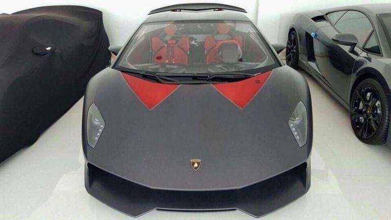 craigslist - Lamborghini Sesto Elemento
