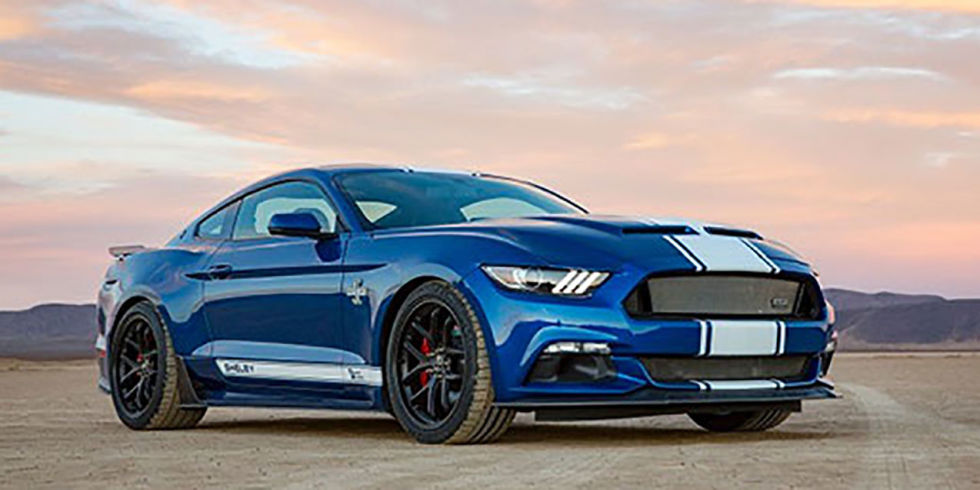 2017 Shelby Mustang Super Snake: 750 Horses, Sub-11-Second 1/4 Mile