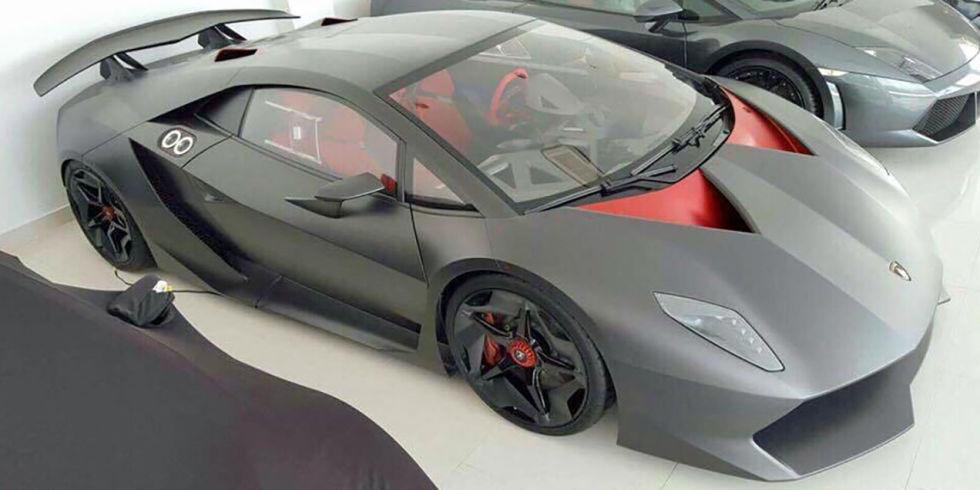 would you buy a 45 million lamborghini sesto elemento off of craigslist - Lamborghini Sesto Elemento