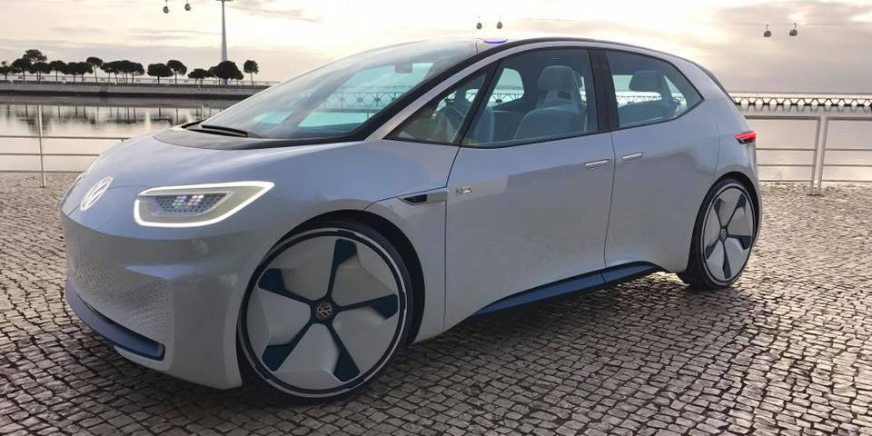 Vw Beetle Track Car >> VW's Affordable Electric Car Will Emerge In 2020