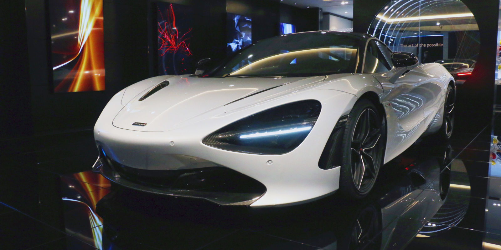 Best Cars Under 100000 >> Meet the Unhinged Aeromonster That Is the McLaren 720S