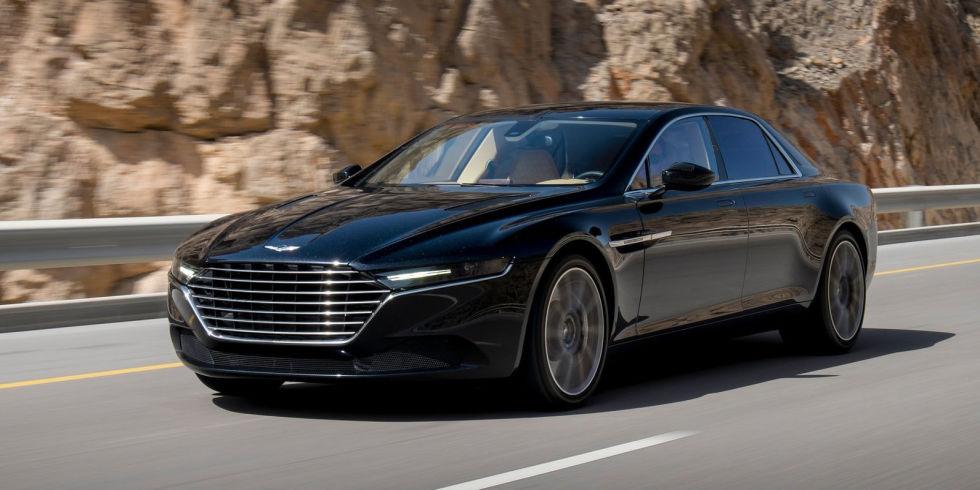 Aston Martin Tem Planos De Investir Em Sedans De Luxo Carpoint News