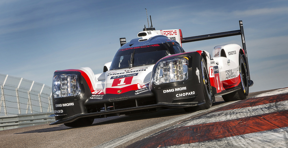 This Is the 2017 Porsche 919 Hybrid That Will Compete at ...