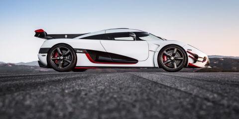 Watch An Ultra Rare Mclaren Mso Hs Chase Down Race Cars