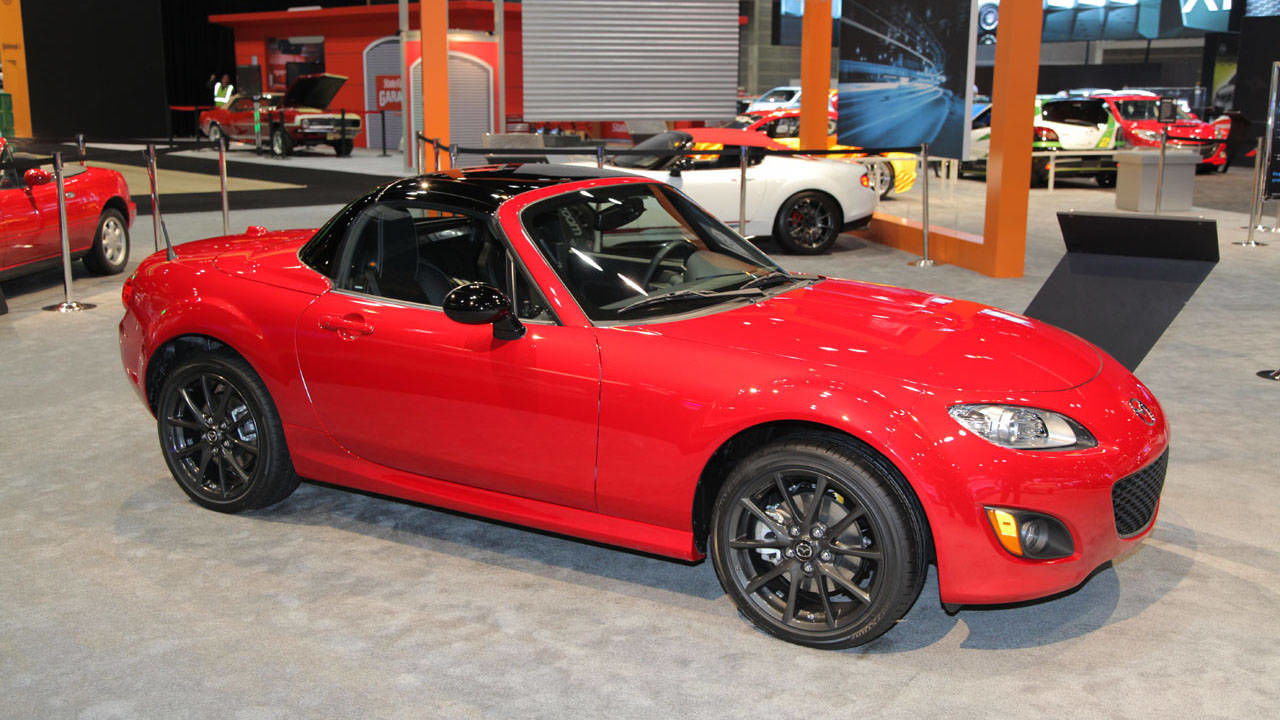 photos 2012 mazda mx 5 miata special edition. Black Bedroom Furniture Sets. Home Design Ideas