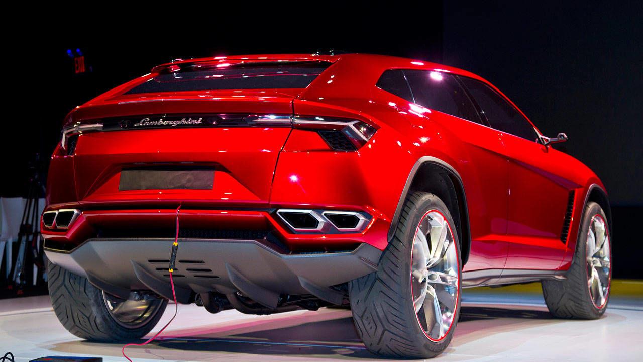 Photos Lamborghini Urus Concept