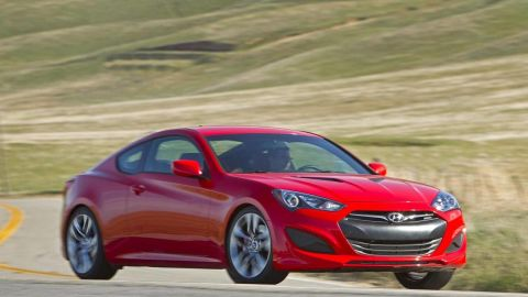 photos 2013 hyundai genesis coupe 2 0t r spec. Black Bedroom Furniture Sets. Home Design Ideas
