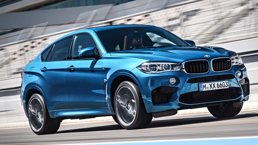 PHOTOS: 2015 BMW X6 M