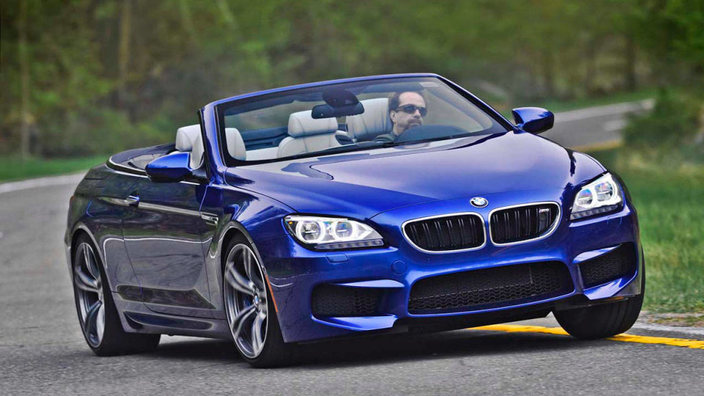 2013 bmw m6 convertible first drive review bmw s fastest m. Black Bedroom Furniture Sets. Home Design Ideas