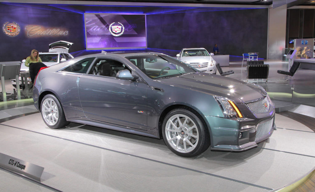 photos 2010 cadillac cts v coupe. Black Bedroom Furniture Sets. Home Design Ideas