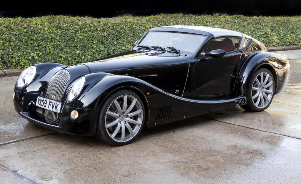 Morgan Super Sport Car