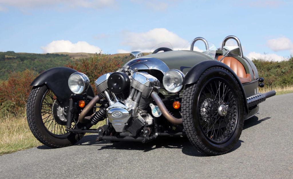morgan 3 wheelers adventure rider. Black Bedroom Furniture Sets. Home Design Ideas