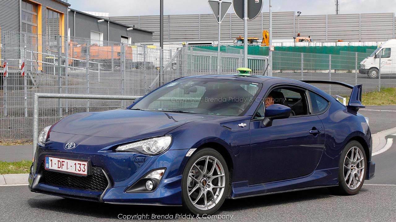 toyota 86 aero kit wing removal autos post. Black Bedroom Furniture Sets. Home Design Ideas