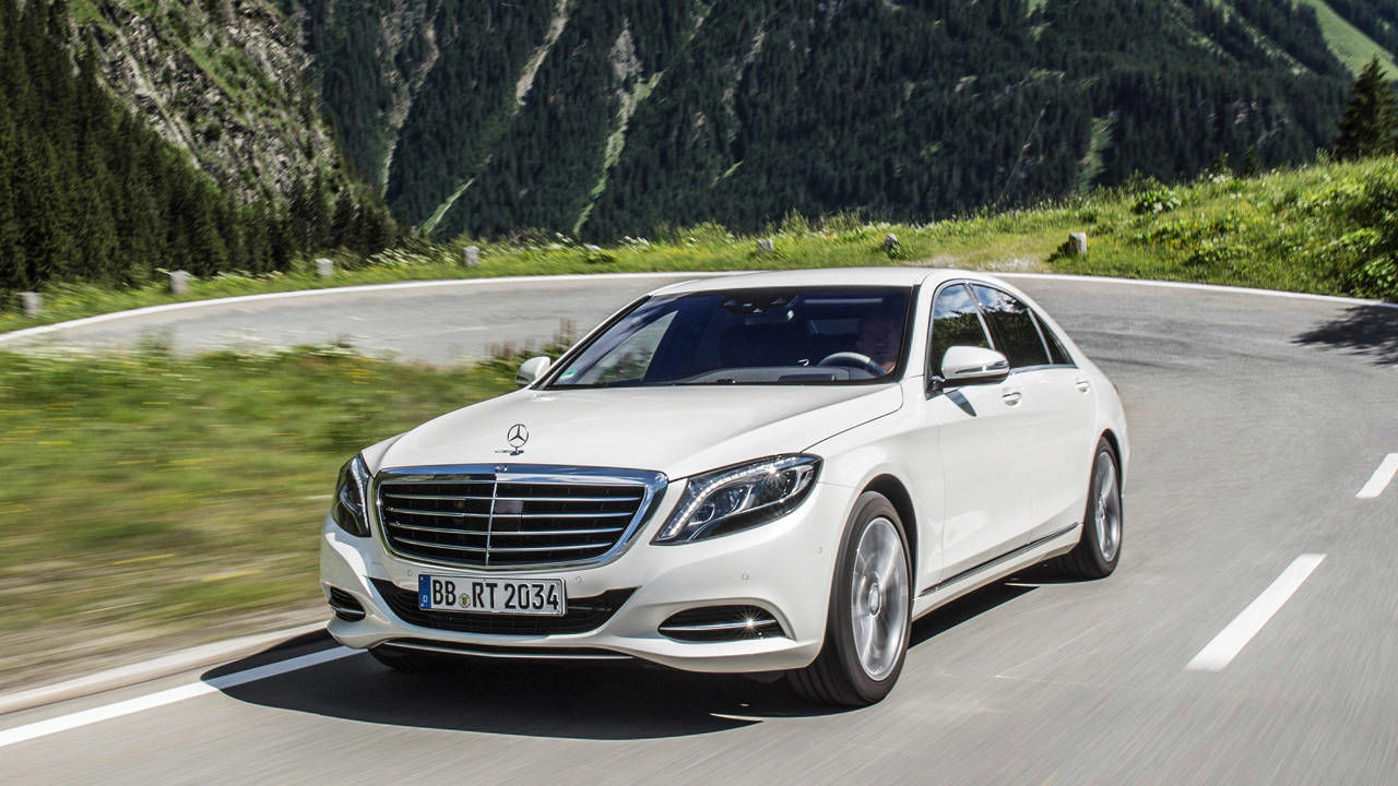 First Drives: 2016 Mercedes-Benz S550 Hybrid