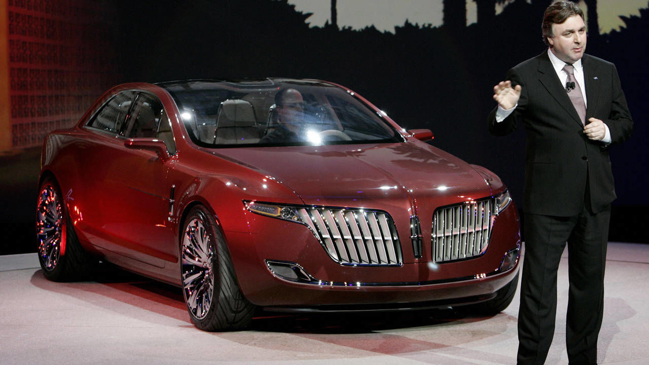 lincoln mark 9 and x concept car photos photos of prior lincoln concept cars. Black Bedroom Furniture Sets. Home Design Ideas