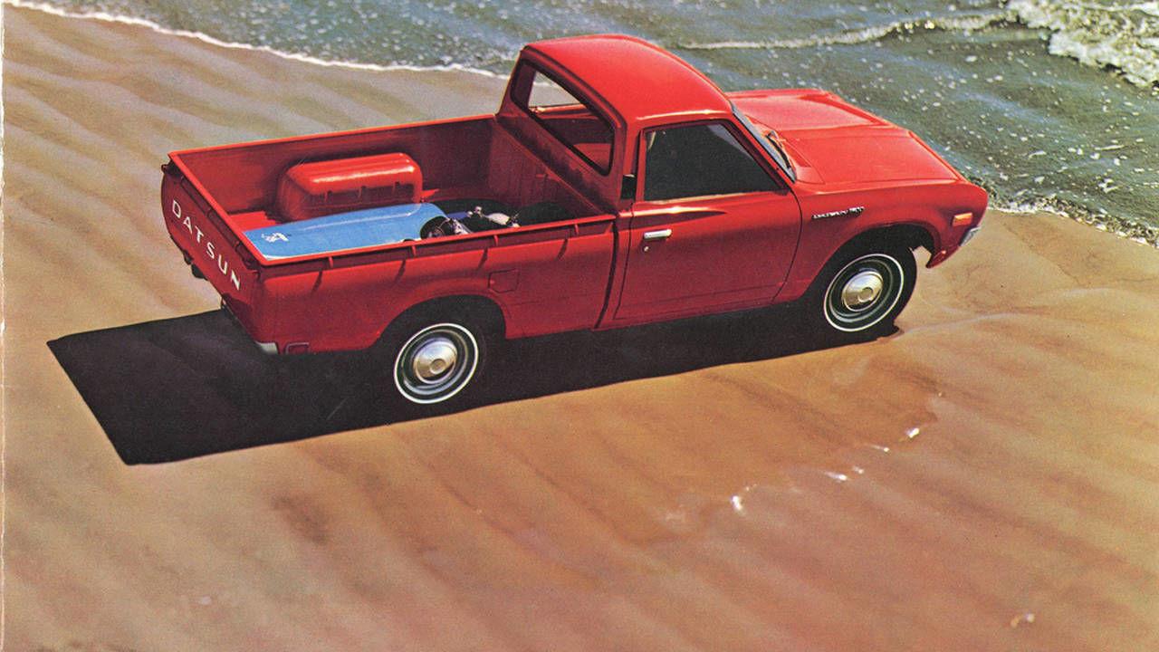 Image Gallery Datsun Pickup