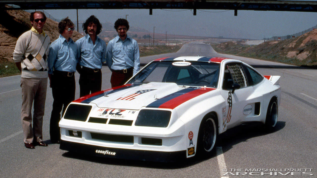 1976 Imsa Gt Chevy Monza Race Car The Grocery Getter That Became A Champion