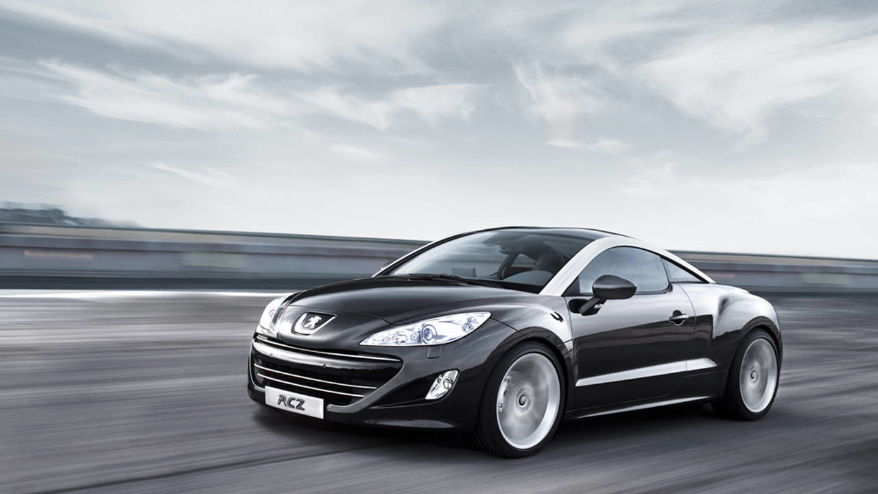 peugeot rcz coupe review euro only peugeot sports car review. Black Bedroom Furniture Sets. Home Design Ideas