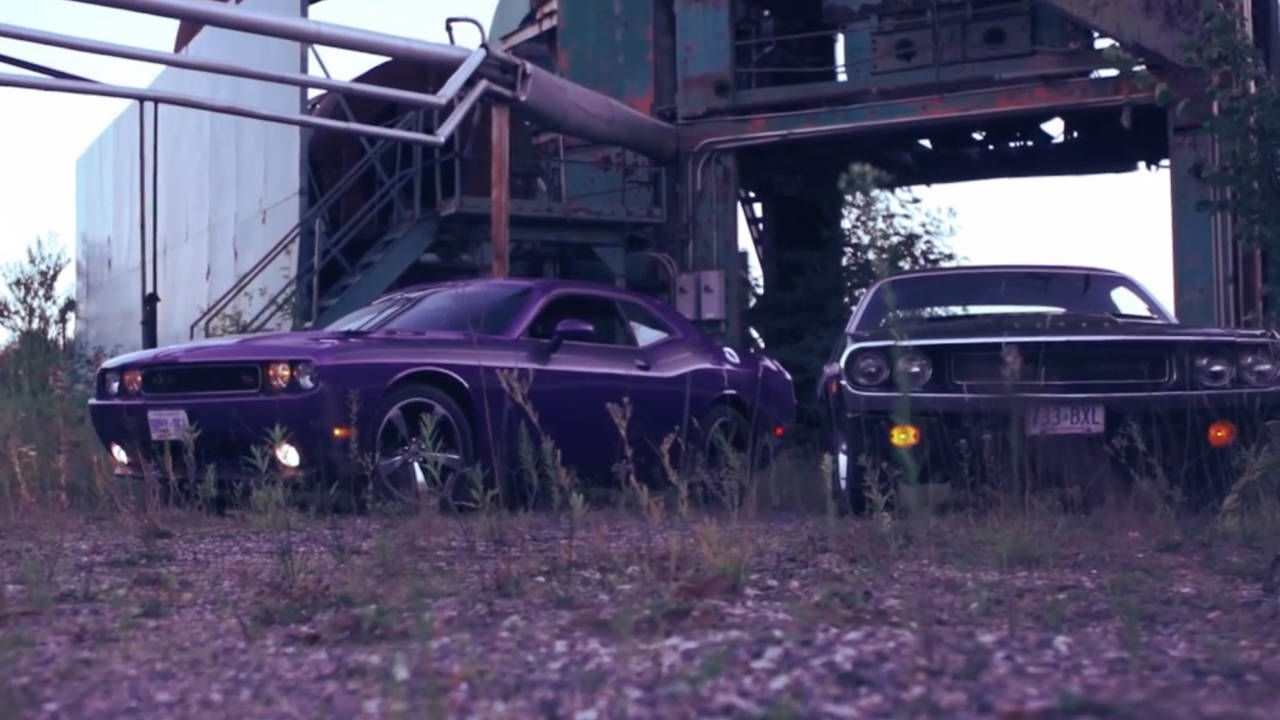 Bmw Columbus Ohio >> The Dodge Challenger New and Old - R&T Video Find