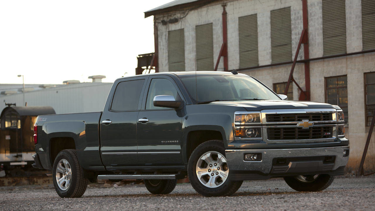 2014 Chevrolet Silverado LTZ Crew Cab - Road Tests