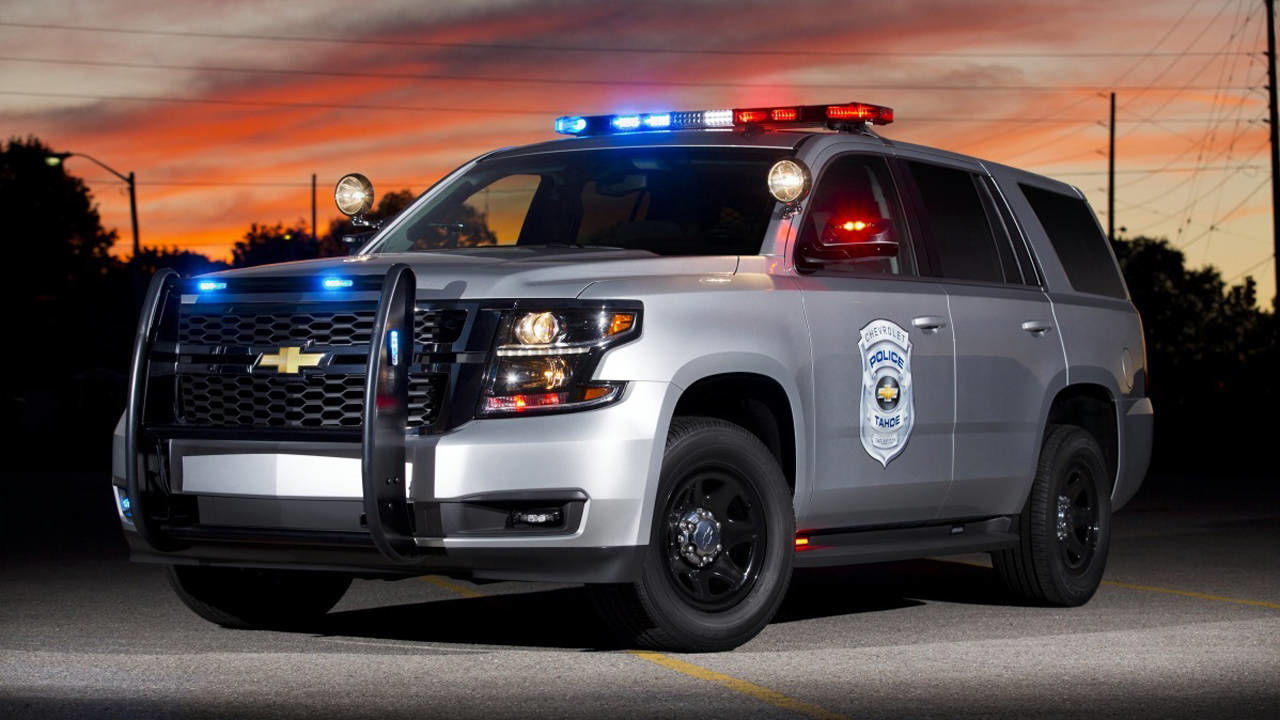 2014 chevrolet tahoe ppv new police cars for Chicago motors used police cars