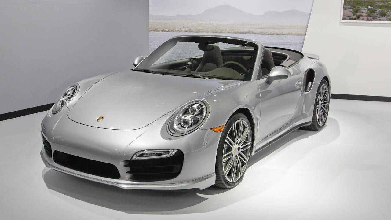 2015 porsche 911 turbo s cabriolet check out the latest. Black Bedroom Furniture Sets. Home Design Ideas