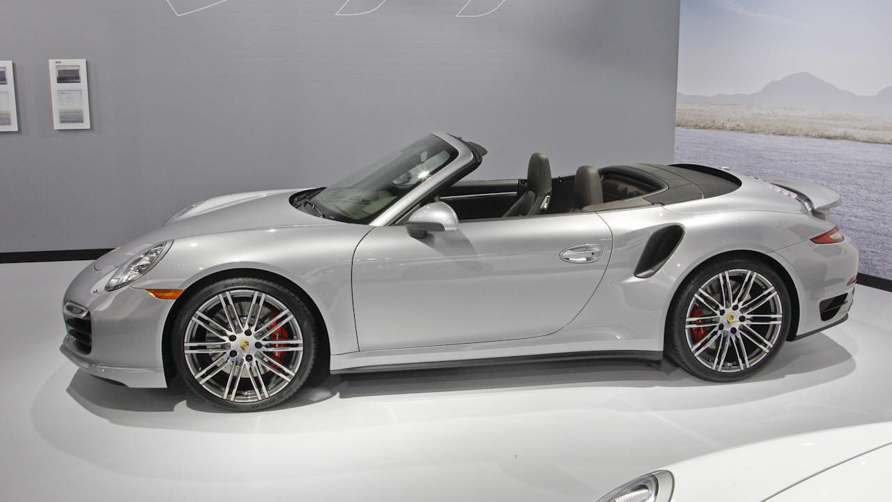 2015 porsche 911 turbo and turbo s cabriolet