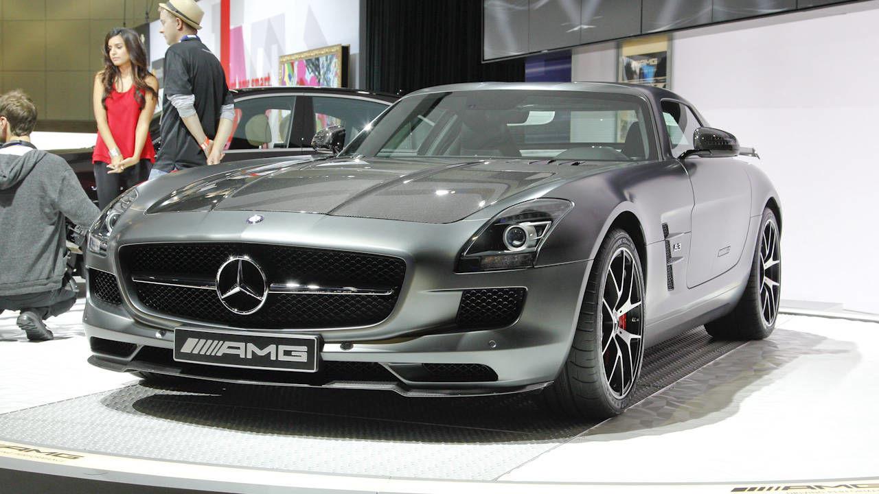 2015 mercedes benz sls amg gt final edition - 2015 Mercedes Benz Sls Amg Black Series