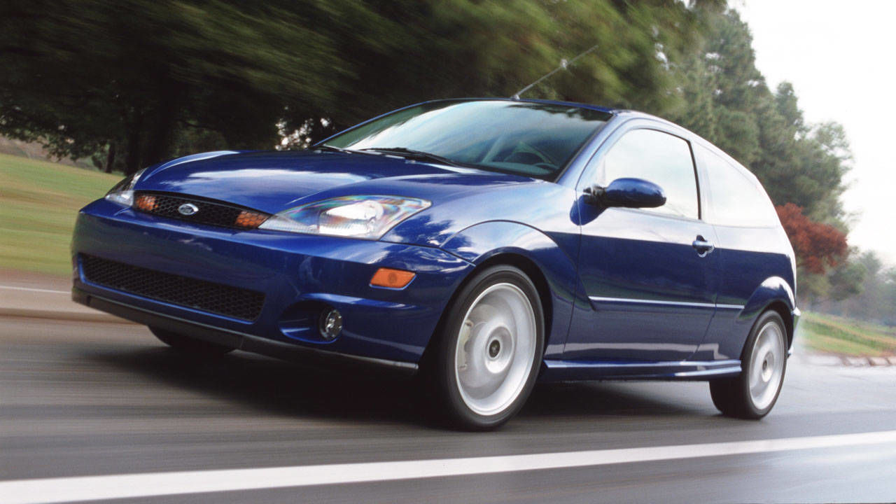 2002 Svt Ford Focus Drive Flashback