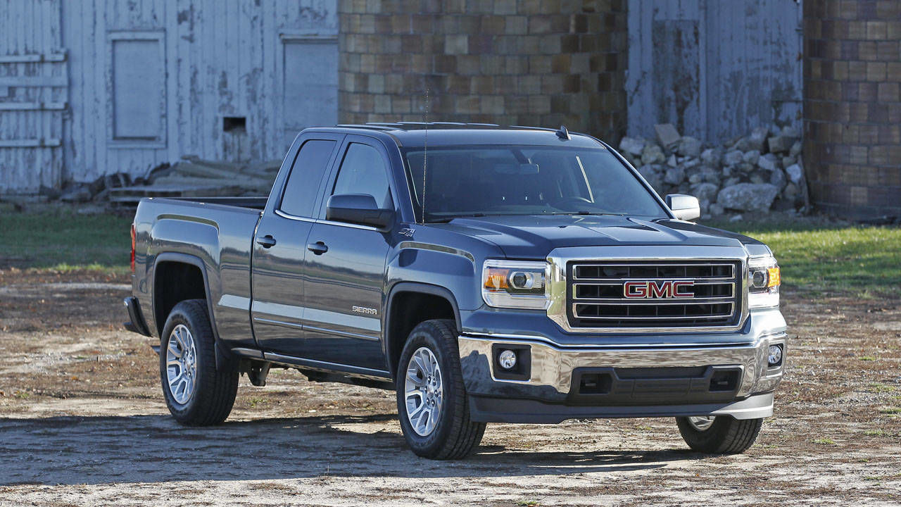 2014 gmc sierra 1500 v6 photos. Black Bedroom Furniture Sets. Home Design Ideas