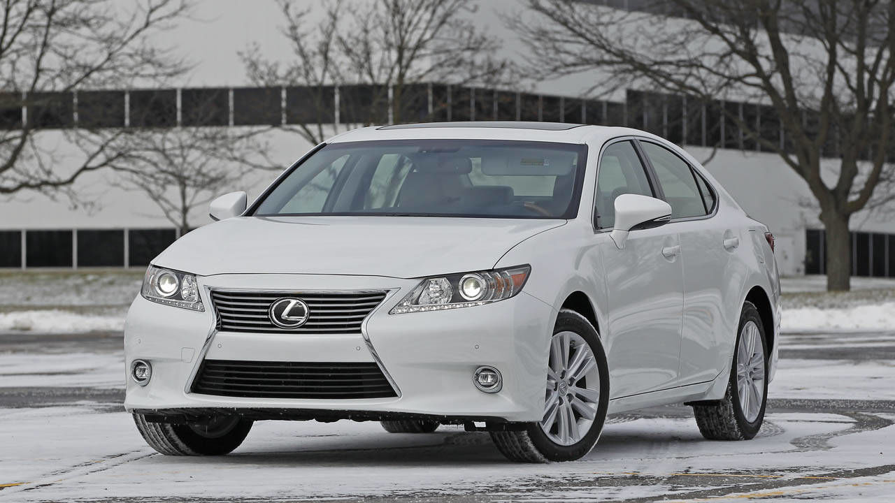 2014 lexus es350 photos. Black Bedroom Furniture Sets. Home Design Ideas