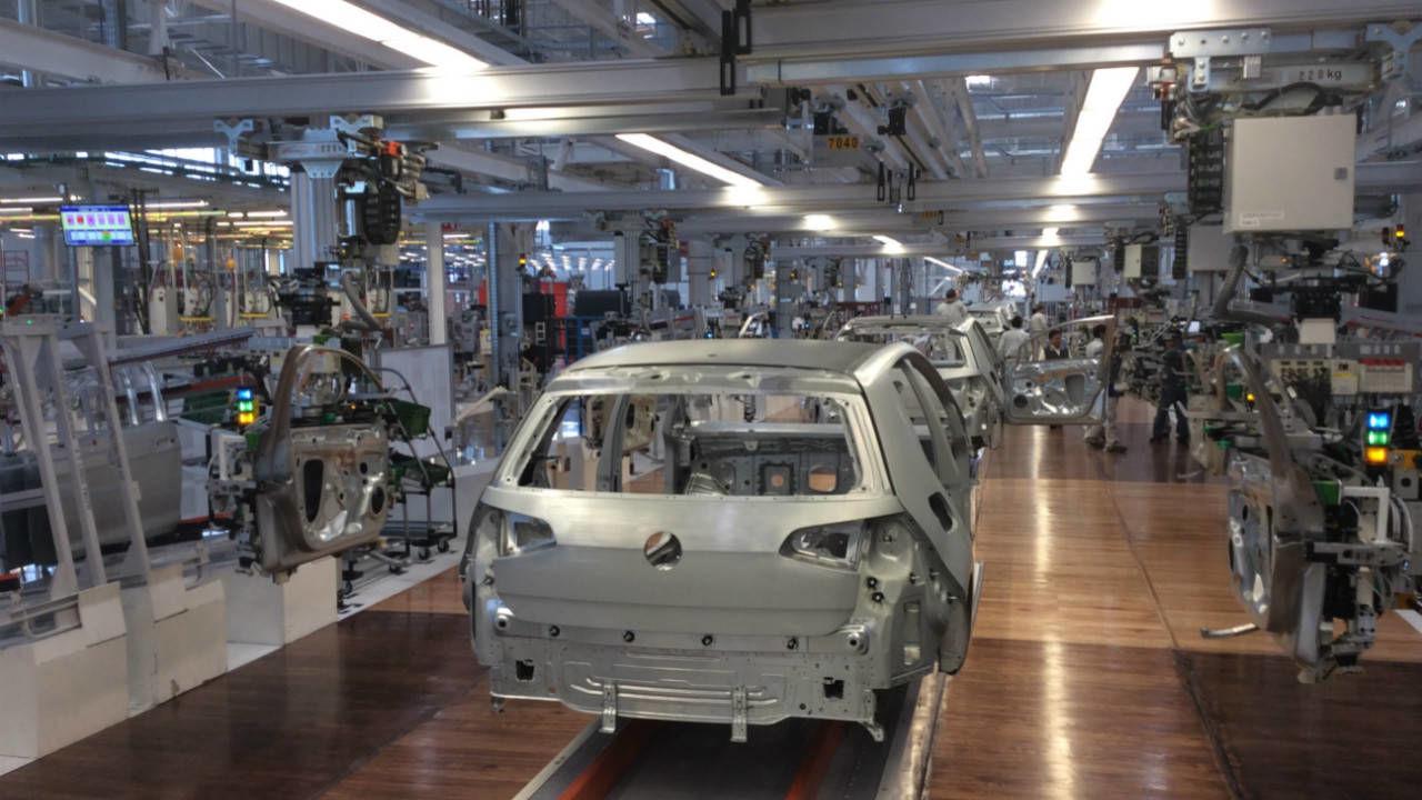 Volkswagen Mexico Factory Tour - Web Originals
