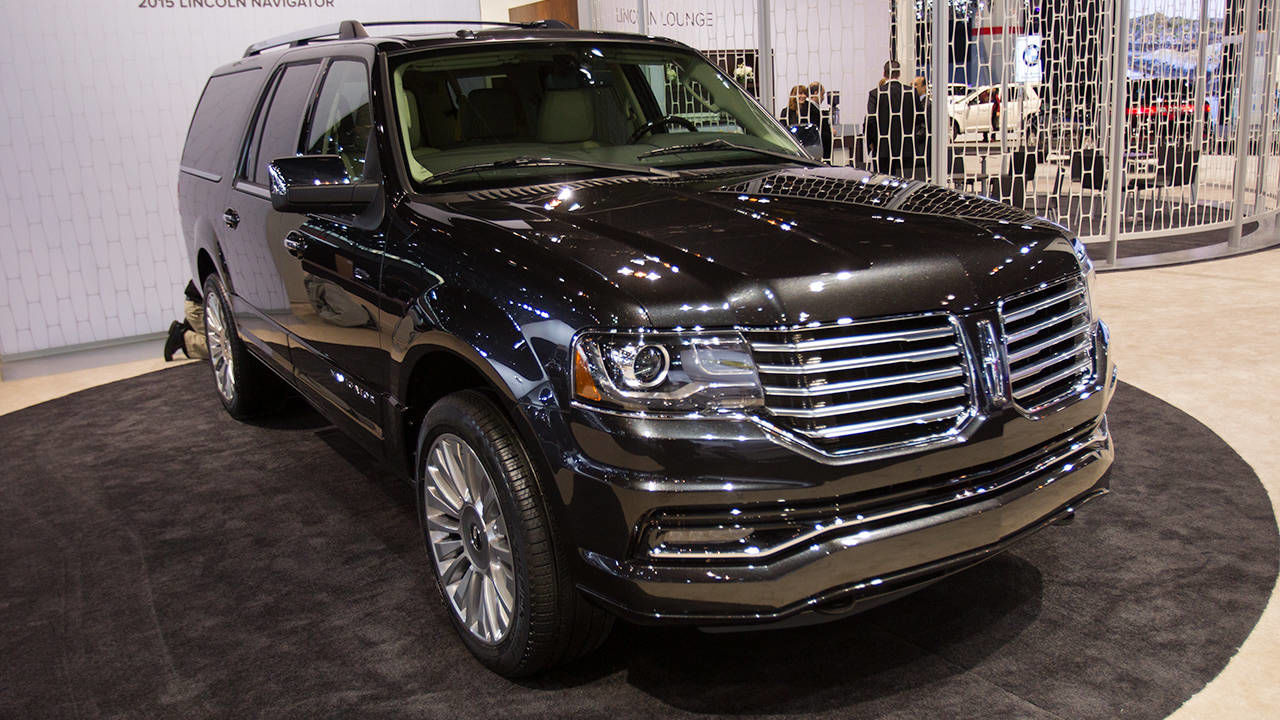 2015 Lincoln Navigator Redesign | www.galleryhip.com - The Hippest