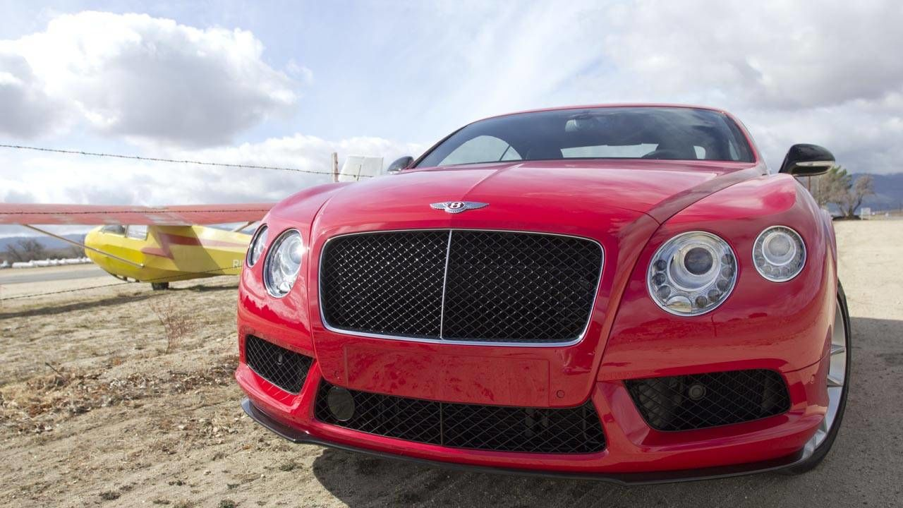 2014 Bentley Continental Gt V8 S Photos