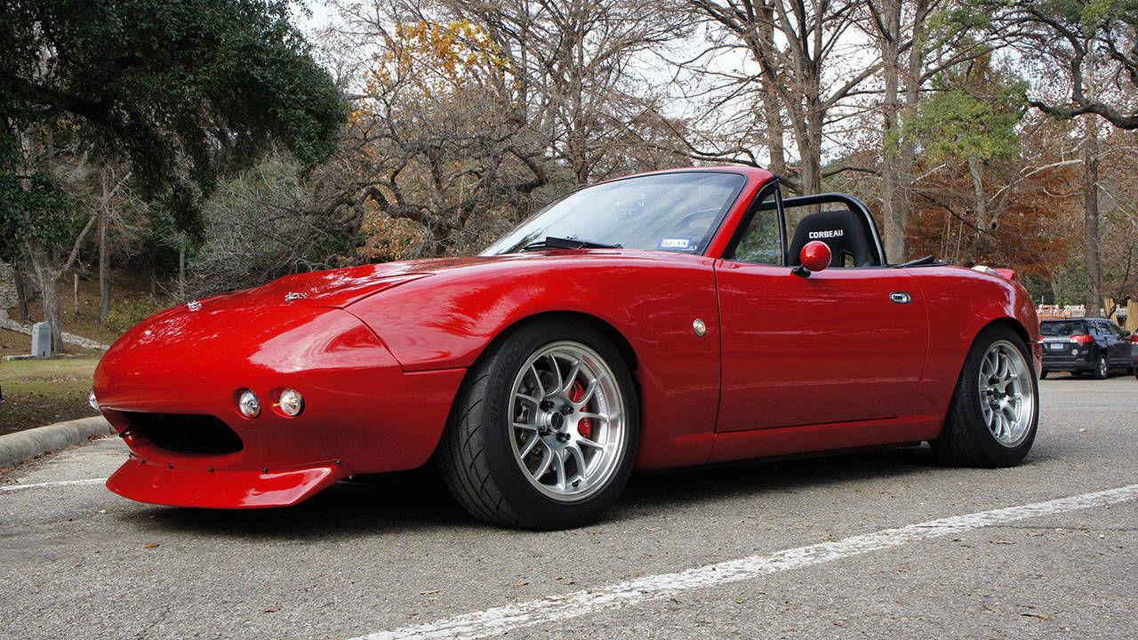 The Rare Parts Addiction Custom 1991 Mazda Miata