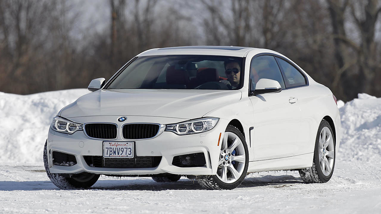 What Is Bmw Xdrive 2014 Bmw 435i Xdrive M Sport Drive Notes