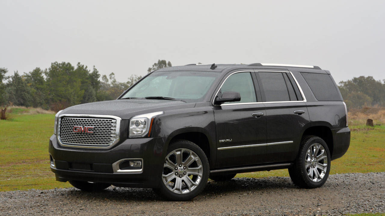 photos 2015 gmc yukon denali. Black Bedroom Furniture Sets. Home Design Ideas