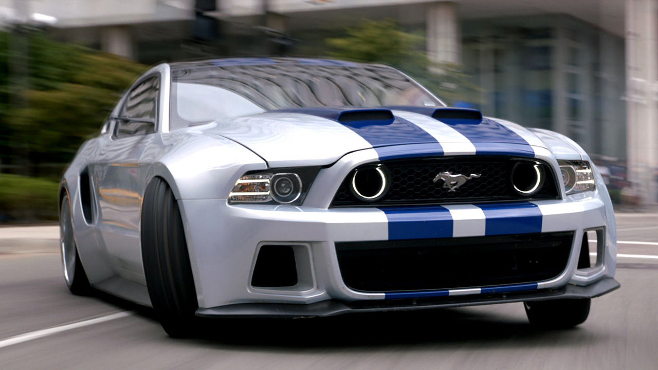 the need for speed ford mustang photo gallery. Black Bedroom Furniture Sets. Home Design Ideas