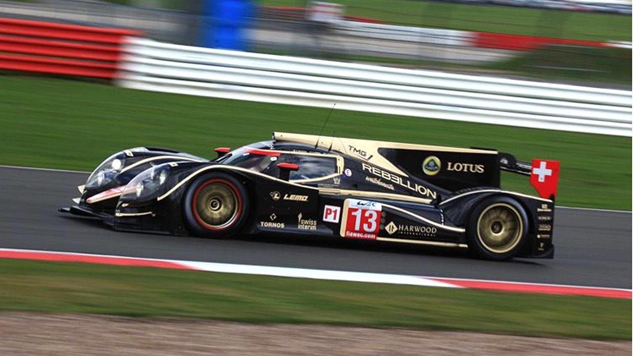 Sonax Amg Mercedes Clrp Lmp1: Lotus LMP1 Car Dropped From Le Mans